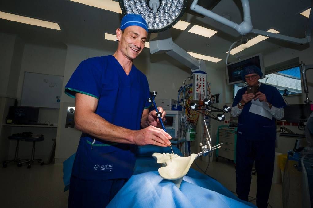 Joint replacement surgery Canberra